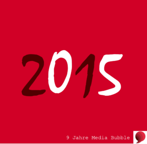 Jubiläum Media Bubble