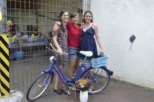 Die Gründerinnen von Bike Bridge