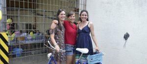 Bike Bridge Gründerinnen