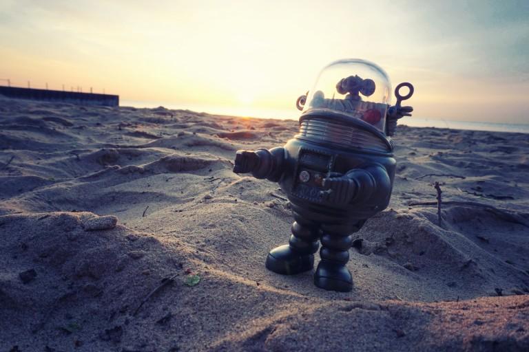 """Künstliche Intelligenz: Unsere Angst vor der """"Robokratie"""""""