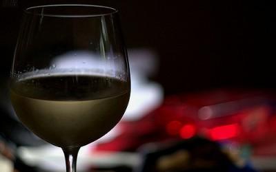 Ein bisschen Wein muss sein